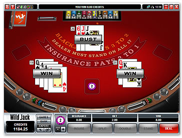 practice blackjack for free